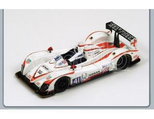 Spark Model S2533 ZYTEK NISSAN N.41 8th LM 2011 WINNER LMP2 CLASS 1:43 Modellino