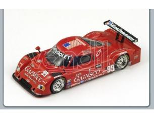 Spark Model S2998 RILEY MK XX N.99 7th DAYTONA 2009 FOGARTY-GURNEY-VASSER-JOHNSON 1:43 Modellino