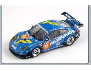 Spark Model S3421 PORSCHE 997 GT3 RSR N.63 LM 2011 1:43 Modellino
