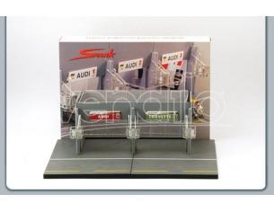 Spark Model S43AC002 LE MANS PIT STOP 1:43 Modellino