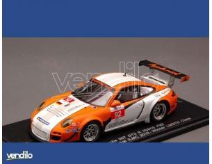 Spark Model SA005 PORSCHE 997 GT3 R HYBRID N.92 6th 1000 km ZHUHAI 2010 WINNER LMGTH CLASS Modellino