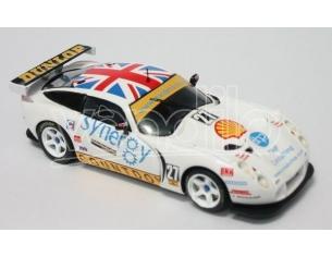 Spark Model SCTR04 TVR T 400 R N.27 BRITISH GT'03 1:43 Modellino
