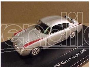 Starline STR51743 FIAT 750 ABARTH COUPE' 1956 SILV.1:43 Modellino