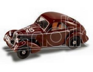 Starline STR51830 FIAT 508 BALILLA N.45 RETIRED MM 1935 BELTRACCHINI-GILARDONI 1:43 Modellino