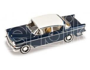 Starline STR55012 OPEL KAPITAN 1958 BLUE/CREAM 1:43 Modellino